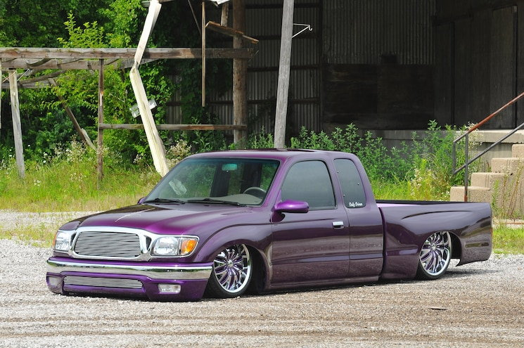 2000 Toyota Tacoma- Purplexed