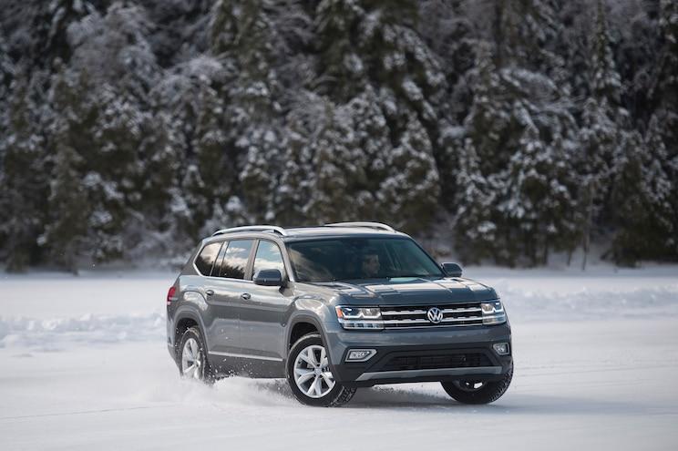 First Drive: 2018 Volkswagen Atlas