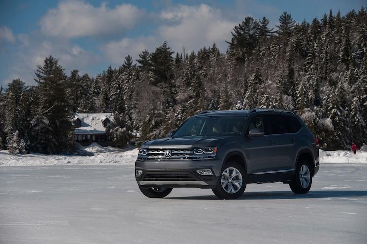 First Drive 2018 Volkswagen Atlas