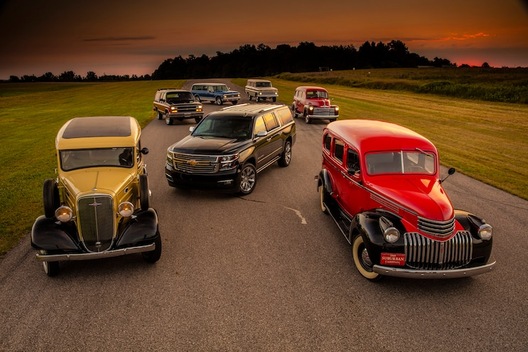 We Drive The GM Heritage Center's Classic Suburban Collection