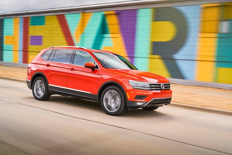 Volkswagen Cuts Pricing on 2018 Tiguan Effective Immediately