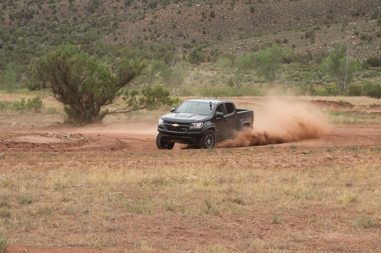 Particulate Matters 2017 Colorado ZR2 2