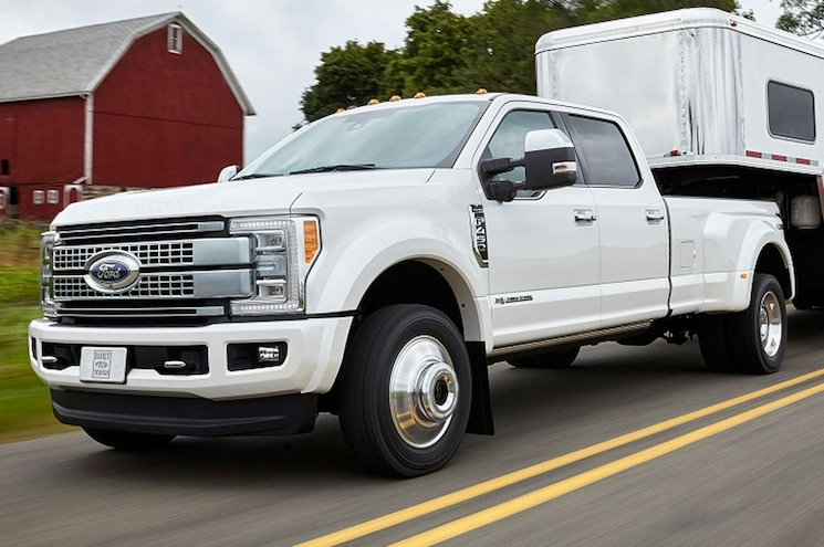 2017 Ford F Series Super Duty