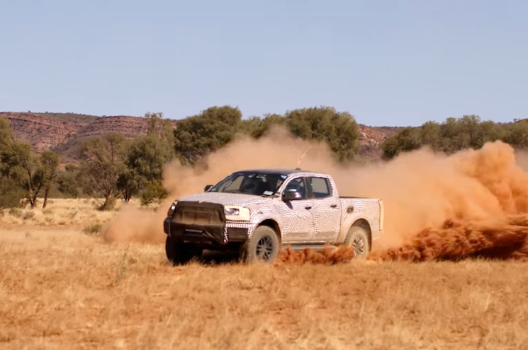 Ford Sets Date To Reveal Ranger Raptor February 7