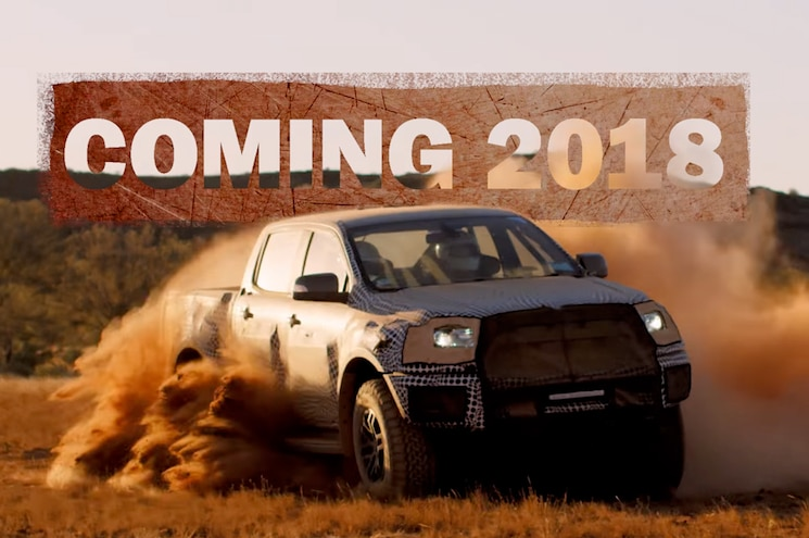VIDEO: Ford South Africa Confirms Ranger Raptor on its Way in 2018
