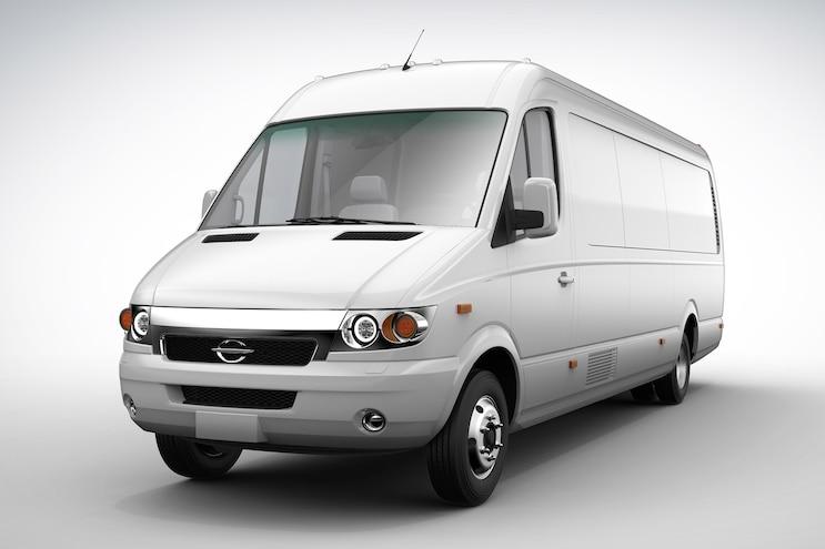 Auto News 8 Lug Work Truck Chanje Electric Van V8070 3 4