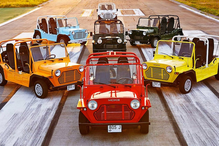 Auto News 8 Lug Work Truck Moke America British Buggy
