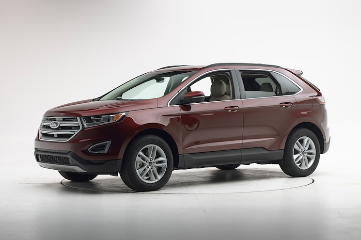 2015 Ford Edge Gets Top Safety Pick Rating From IIHS