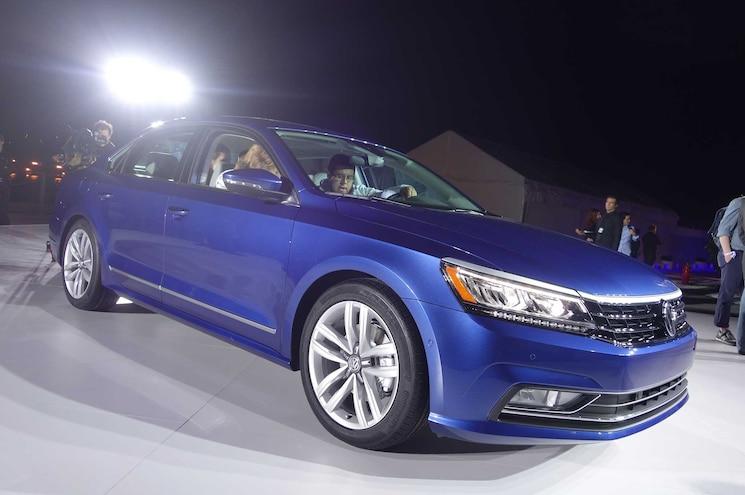 Volkswagen Introduces the Redesigned '16 Passat