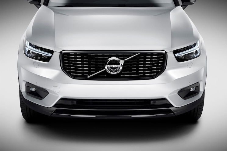 2018 Volvo Xc40 R Design Exterior Front End