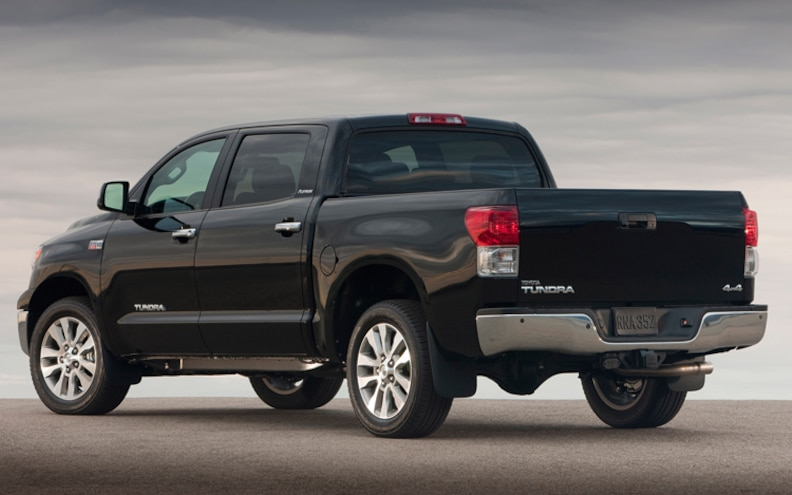 Toyota Tundra Towing Capacity >> Toyota Rerates Tundra Towing Capacity Under New Sae Guidelines