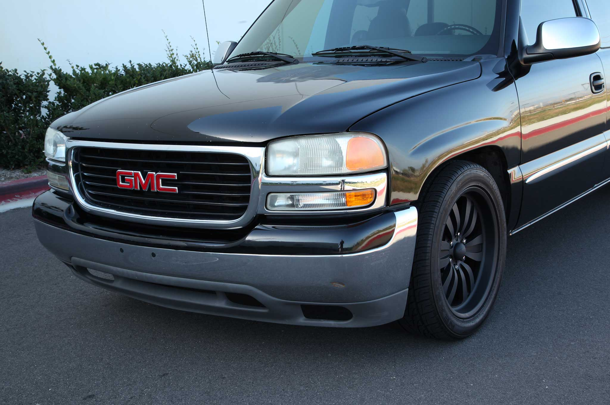 2002 Gmc Sierra Front End Update With Lmc Truck And Grillcraft