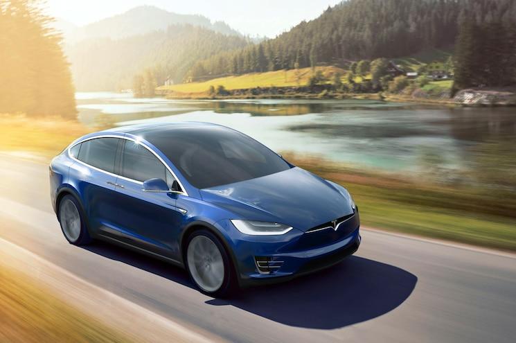 Tesla Reveals 2016 Model X Crossover In Full