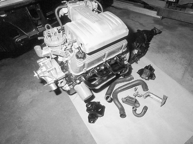 Mazda V8 Conversion Kit - Mustang 5 0 Engine Swap - Mini
