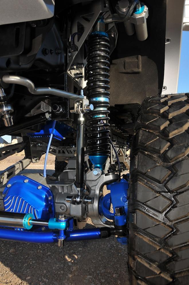 2015 Ford F450 Platinum Standout Susp