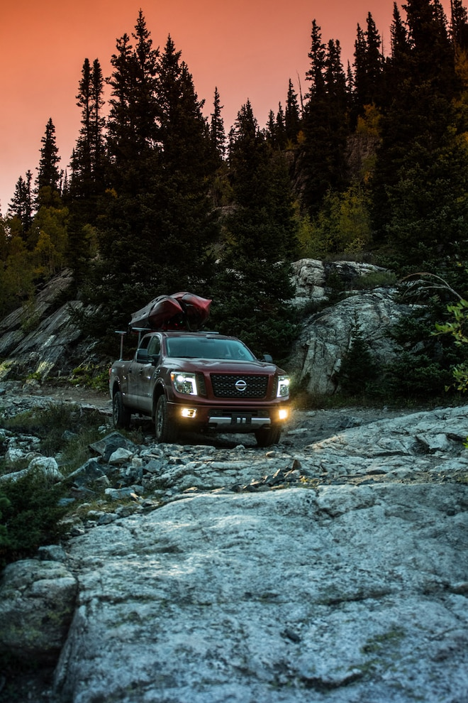 Nissan Titan Outdoor Adventure