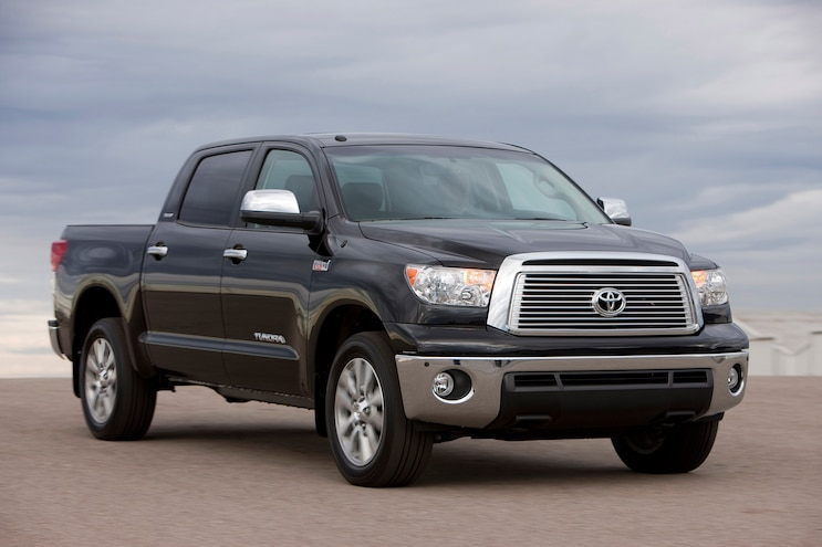 Pre-Owned: 2007 to 2013 Toyota Tundra