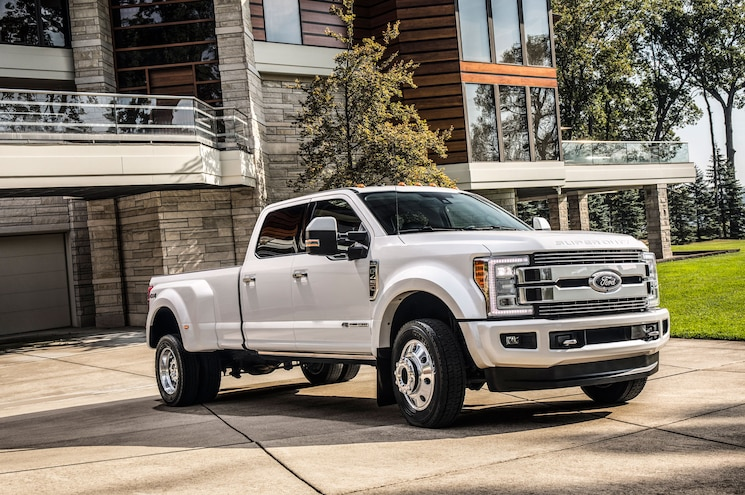 High-Luxe Limited Trim Level Spreads to Ford F-Series Super Duty