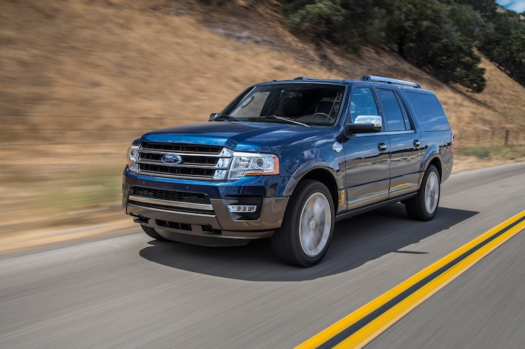 2015 Ford Expedition King Ranch EL Promo2