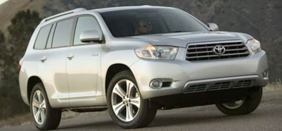 Toyota Suv Names >> Toyota Highlander And Rav4 Named Top Suv Picks Chevy