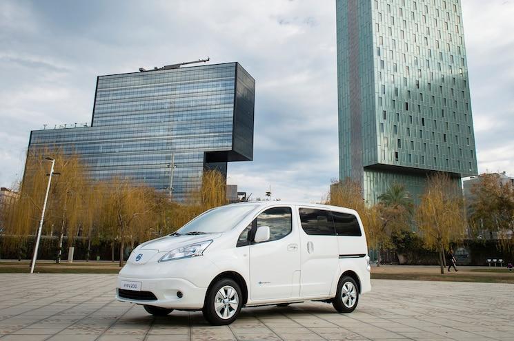 Global-Market 2018 Nissan e-NV200 Gets 60 Percent Greater Range, Larger Battery
