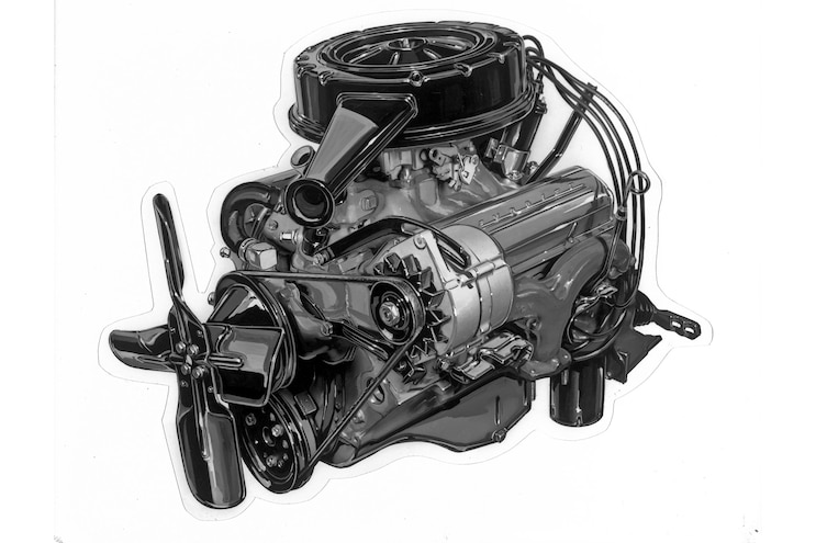 Truck Trend Legends: The V-8 Engine