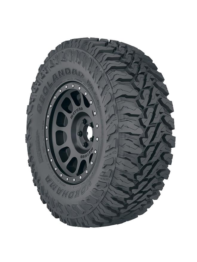 Yokohama Geolander M T G003 Tire