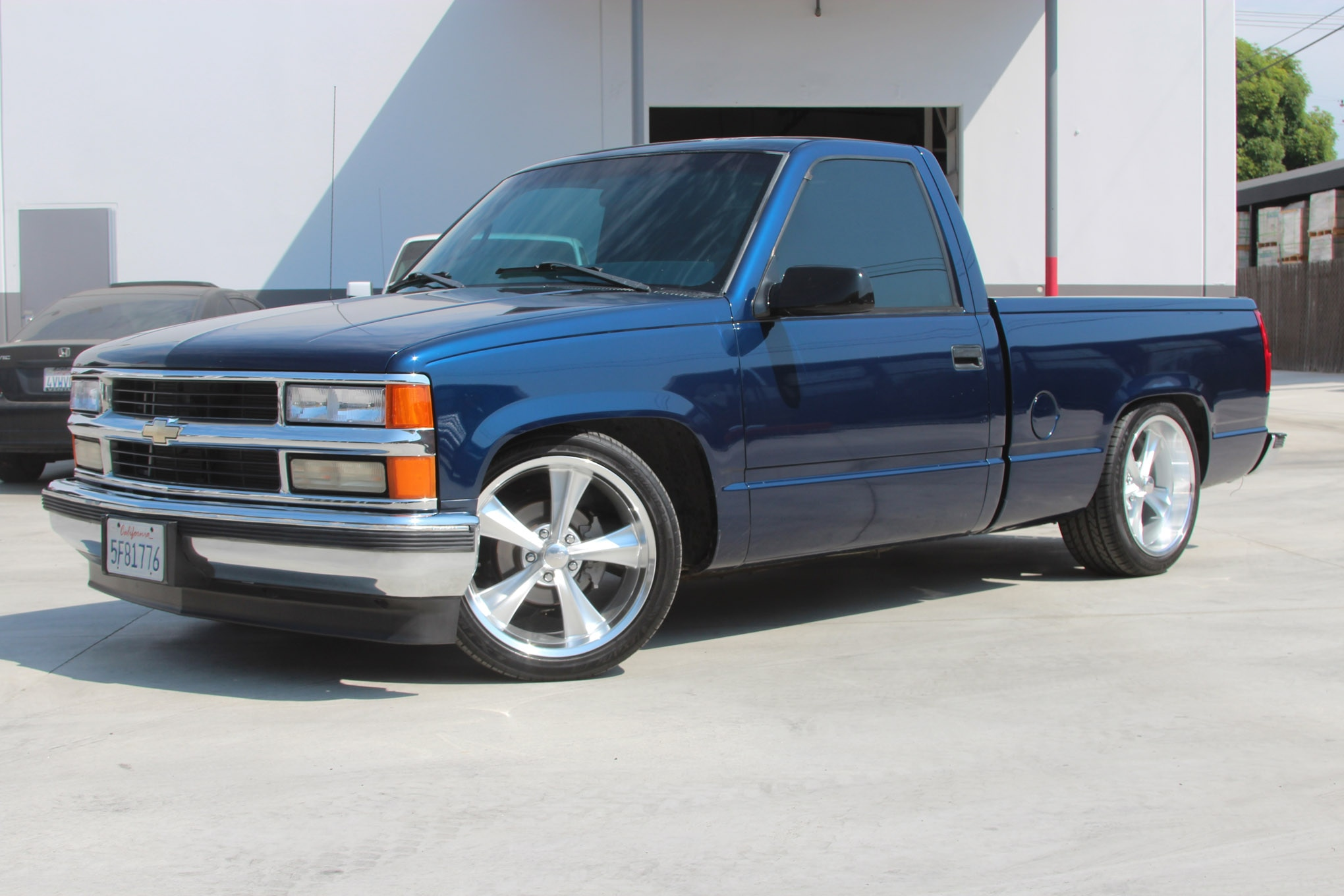 1996 Chevy C1500 Back To Basics