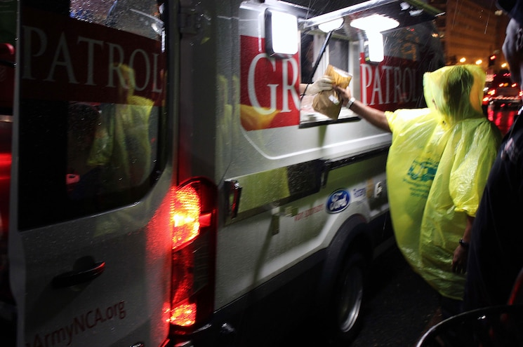 2015 Ford Transit 350hd Salvation Army Grate Patrol Food Service