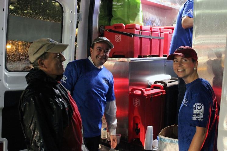 2015 Ford Transit 350hd Salvation Army Grate Patrol Ford Volunteers
