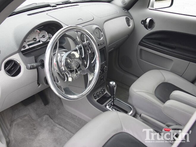 2007 Chevy Hhr 20 Inch Rims Truckin Magazine