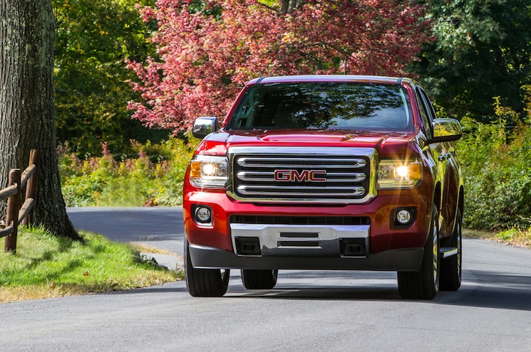 General Motors Basking in Chevrolet Colorado/GMC Canyon Success