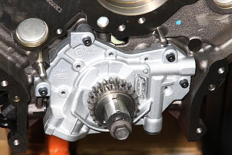 014 Ford Modular 3 Valve V8 High Volume Oil Pump