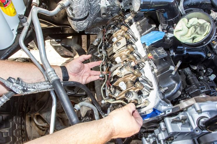 015 Lb7 Duramax Fuel Injector Install