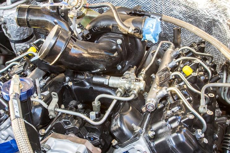030 Lb7 Duramax Fuel Injector Install