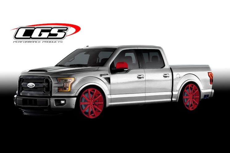 2016 Ford F 150 By CGS Performance Products
