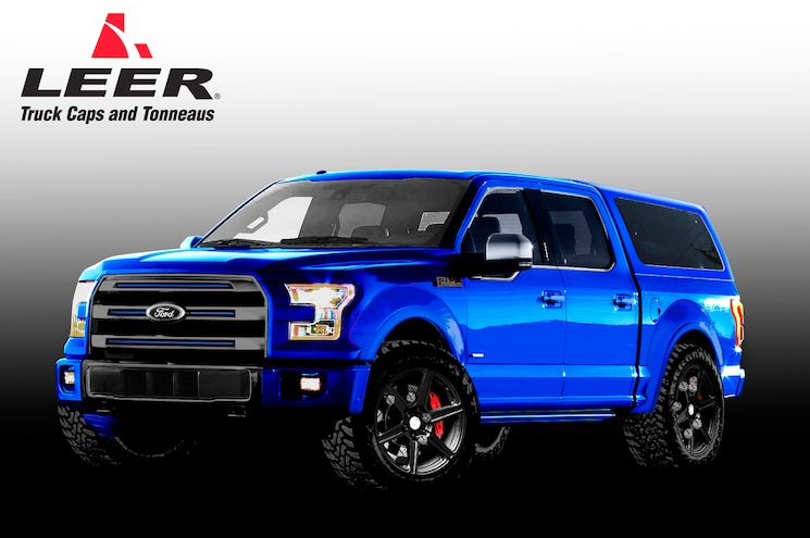 2016 Ford F 150 SuperCrew Leer Edition