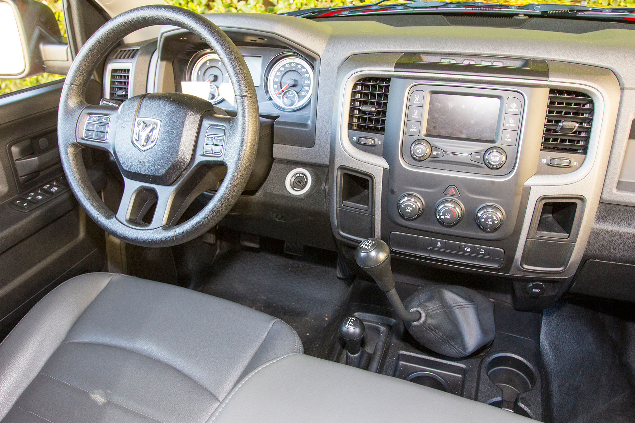 manual dodge ram 2500