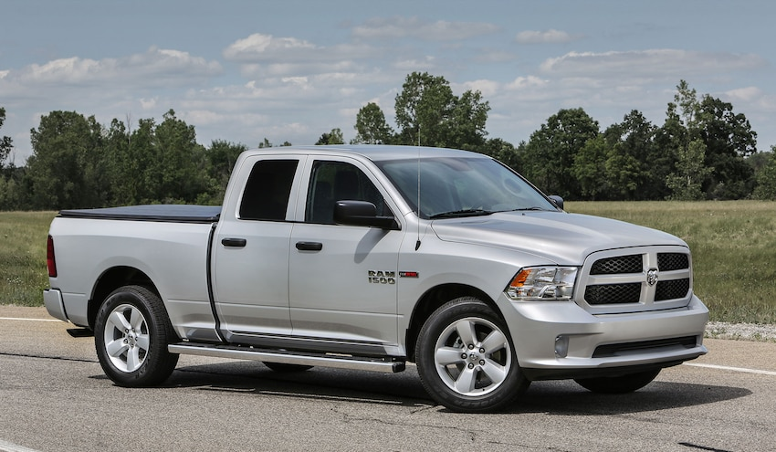 026 2016 Ram 1500 EcoDiesel HFE Edition 29mpg Side View