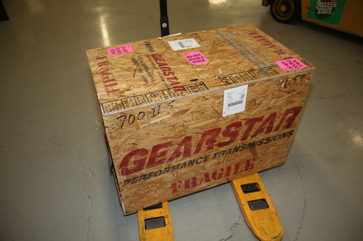 19 Gearstar Performance Transmission