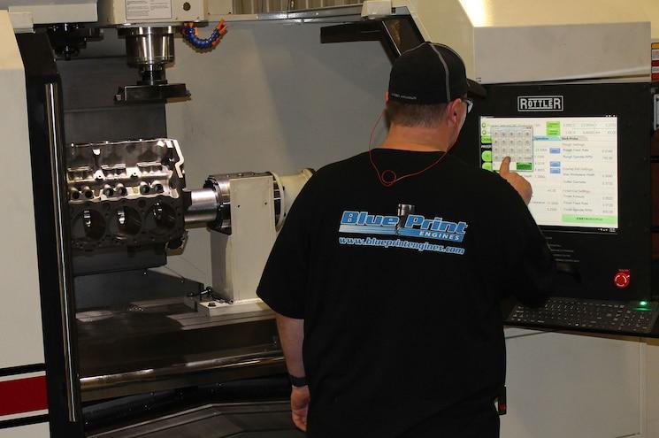 11 383 Stroker Blueprint Engines