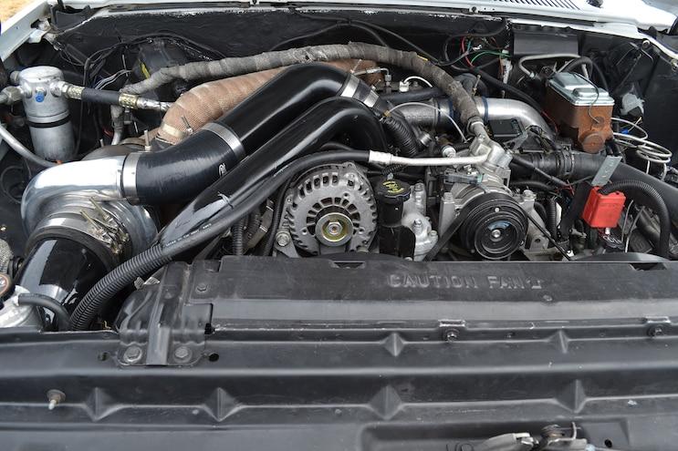 002 1989 Chevy K30 Duramax Swap