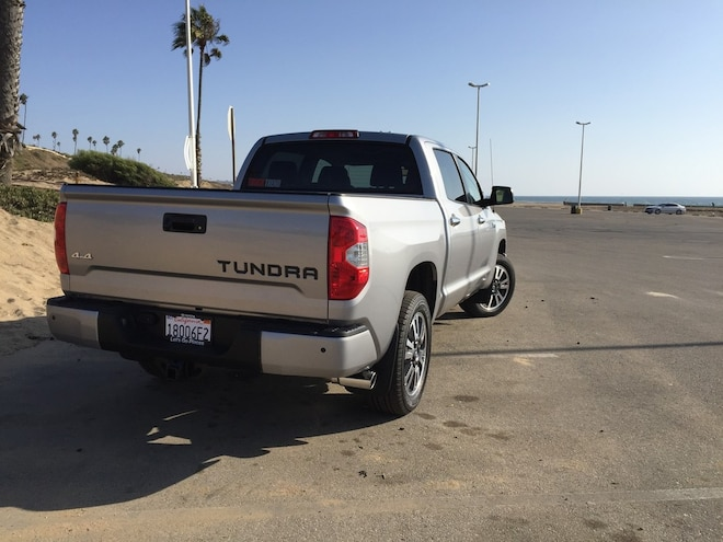 2018 Pickup Truck Of The Year 074 Toyota Tundra