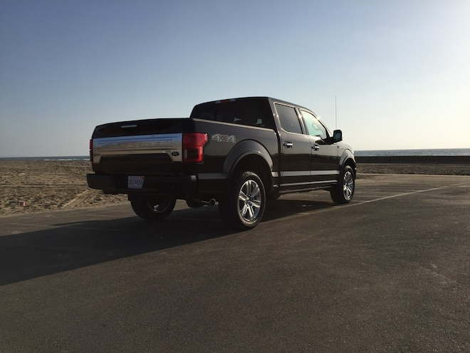 2018 Pickup Truck Of The Year 080 Ford F 150