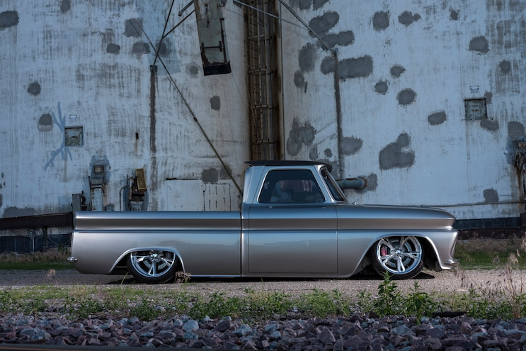 1966 C10 Unruly Side