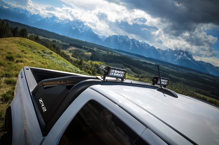 2018 Chevrolet Colorado Zr2 Dusk Edition Lightbar