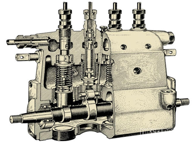 Diesel Injection Pumps - Fuel Injection Pump - Diesel Power Magazine