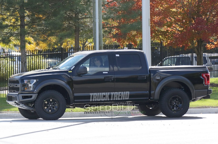 2017 Ford F 150 Supercrew Front Three Quarter View