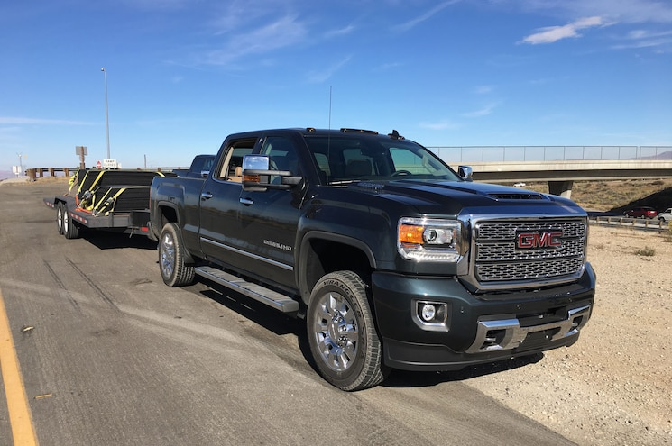 VIDEO: Truck Trend's 2018 Pickup Truck of the Year: Day 2 – Towing #PTOTY18