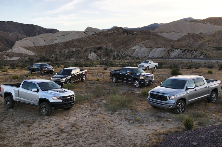 Truck Trend Ptoty 2018 Day 2 005 Group Shot